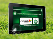 CieNum : Fournisseur Internet Officiel de l'ASSE